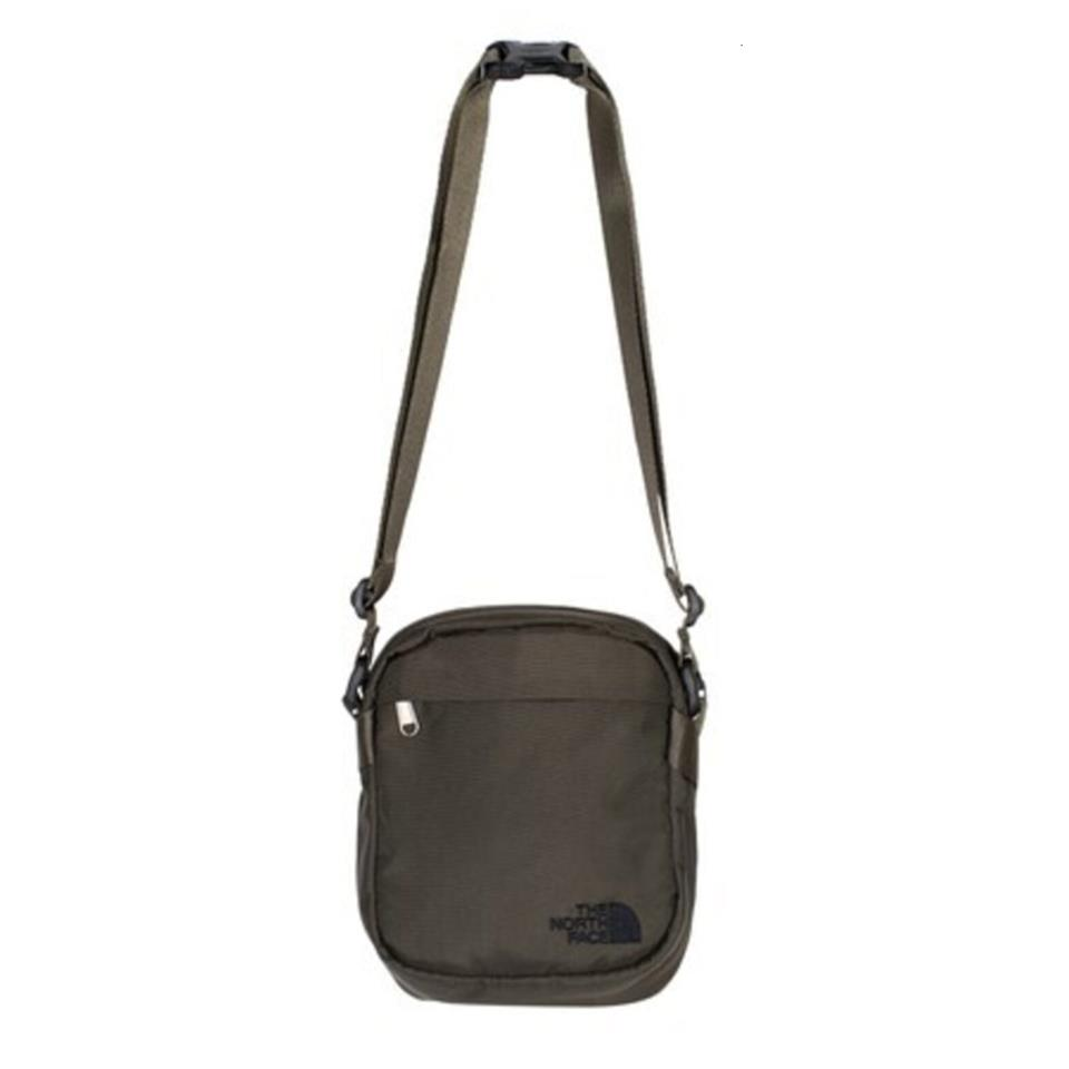 The North Face Cony Shoulder Bag Askılı Çanta Yeşil